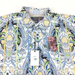 Robert Graham Men's Anahola Long Sleeve Shirt